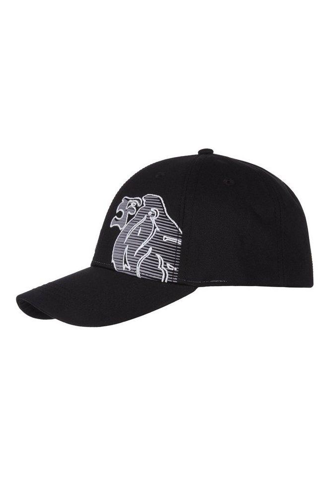 Lonsdale Cap »RADLEY« in Black/Grey