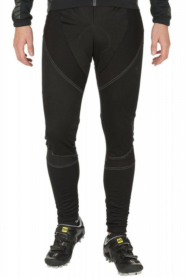 VAUDE Radhose »Pro Warm Pants Men« in schwarz