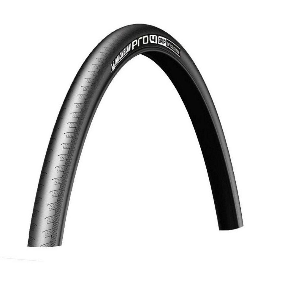 Michelin Fahrradreifen »Pro4 Grip 23-622 faltbar schwarz«