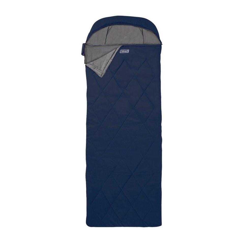 Coleman Schlafsack »Breckenridge Comfort Sleeping Bag« in blau