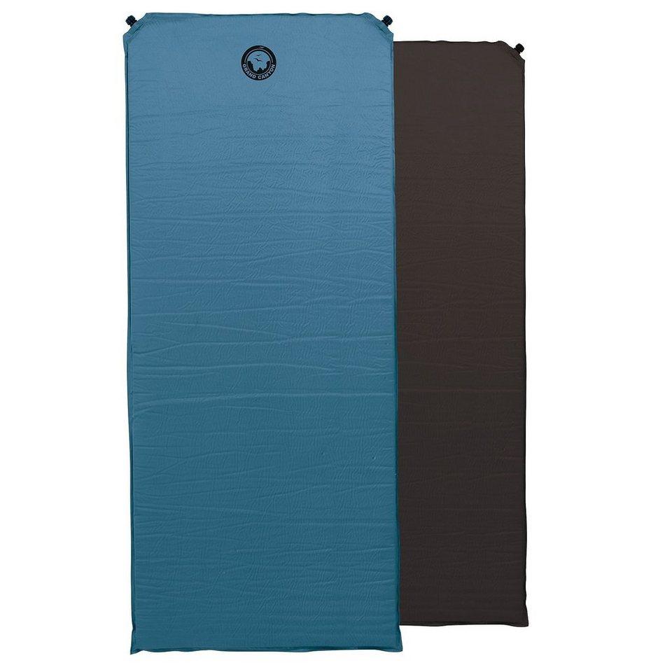 Grand Canyon Luftmatratze »Cruise 10.0 XW Self-Inflatable Mat« in blau