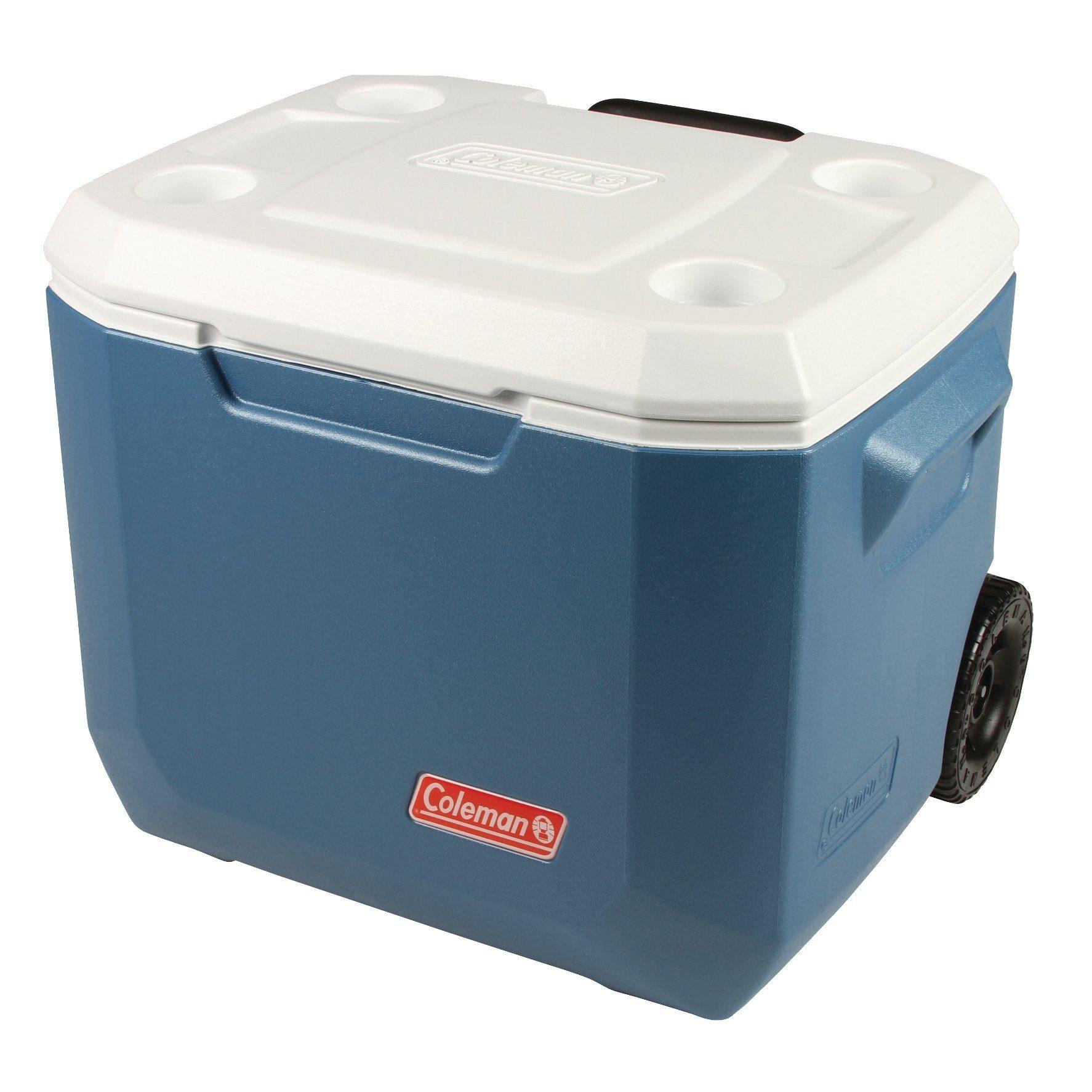 COLEMAN Campingkühlbox & -Tasche »Xtreme Wheeled 50QT Cooler«
