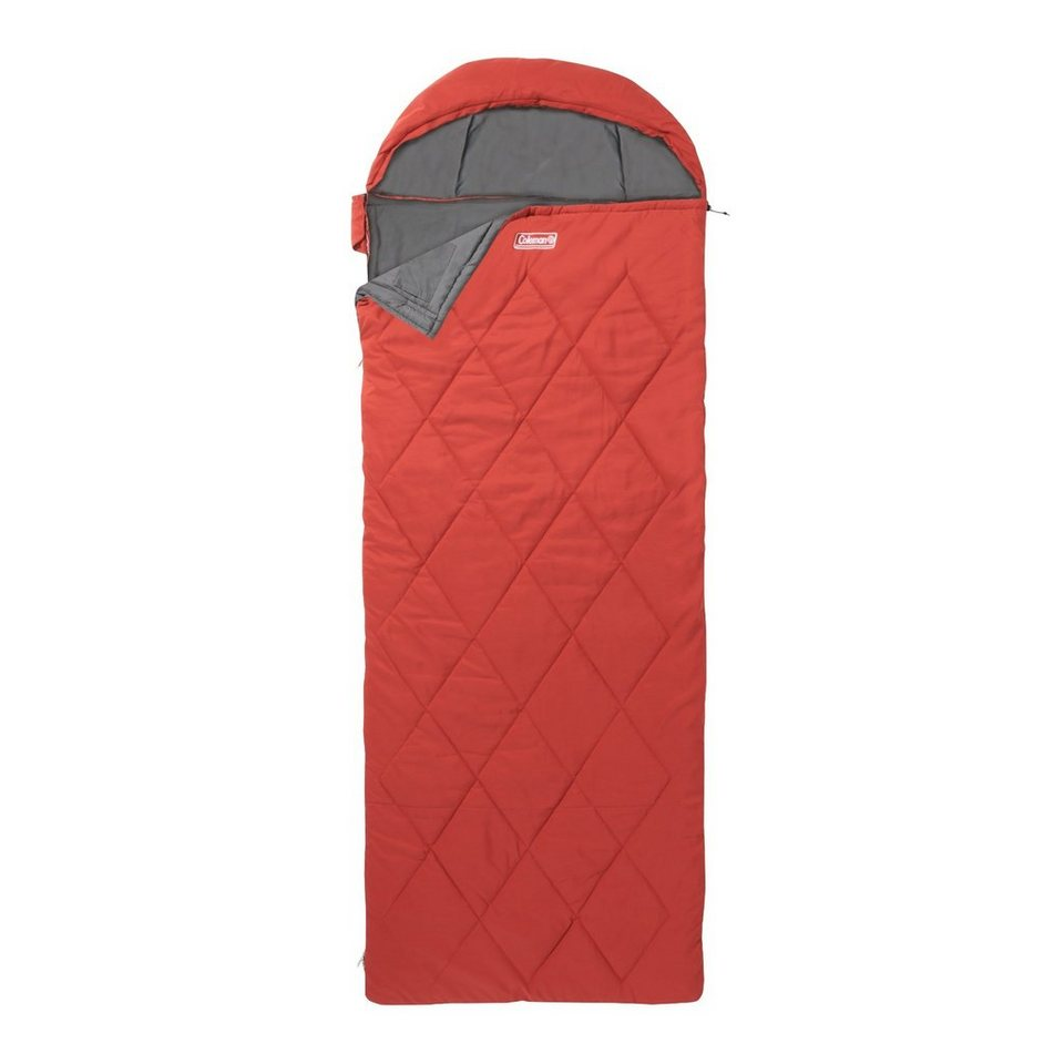 Coleman Schlafsack »Breckenridge Sleeping Bag« in rot