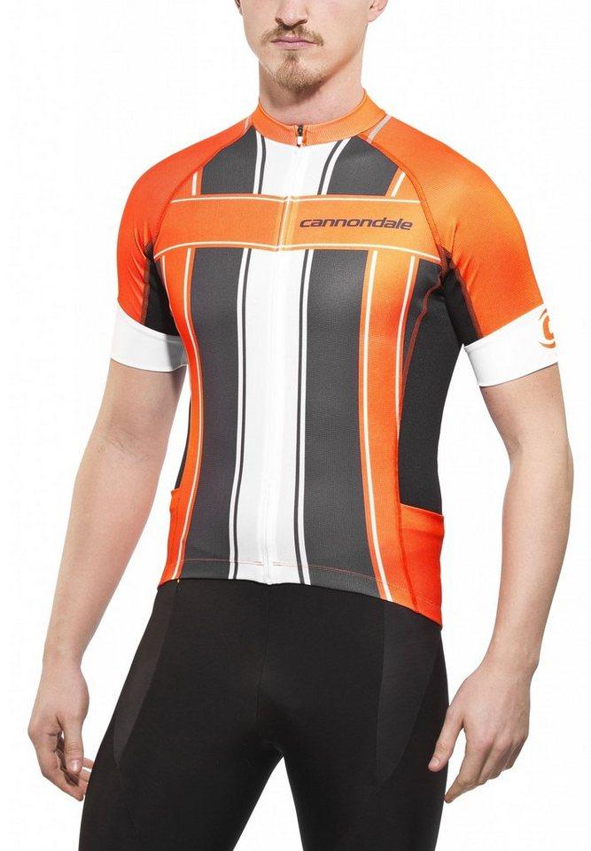 Cannondale Radtrikot »Endurance S/S Jersey Men« in orange