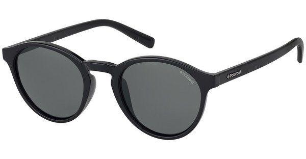 Polaroid Herren Sonnenbrille » PLD 1013/S« in D28/Y2 - schwarz/grau