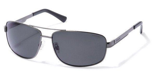 Polaroid Herren Sonnenbrille » P4314« in A4X/Y2 - grau/grau