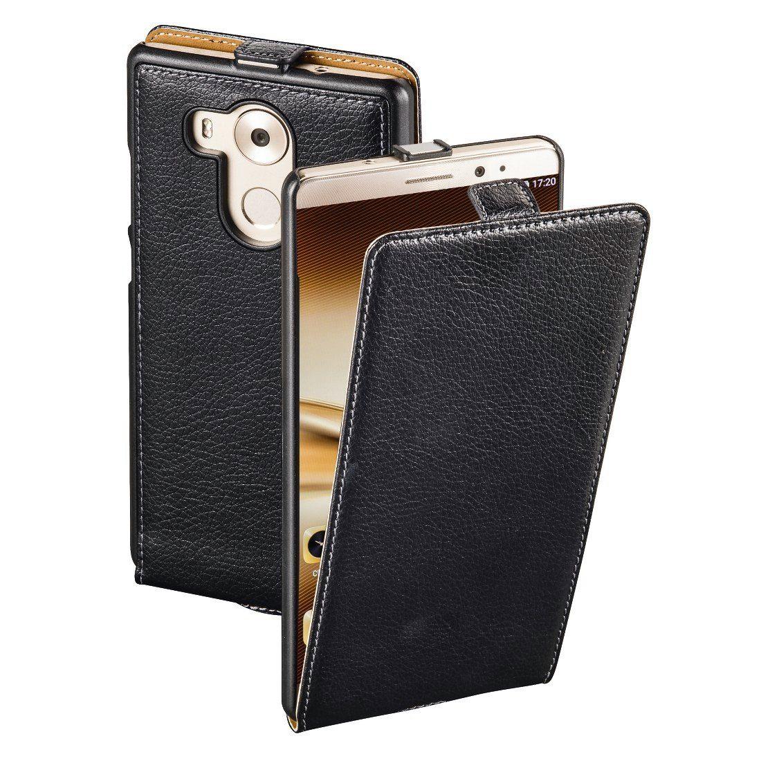 Hama Flap-Tasche Smart Case für Huawei Mate 8, Schwarz