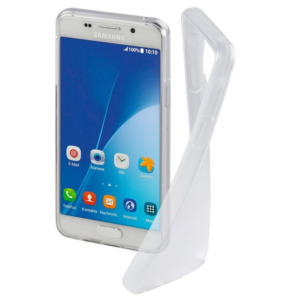 Hama Cover Crystal für Samsung Galaxy A3 (2016), Transparent in Transparent