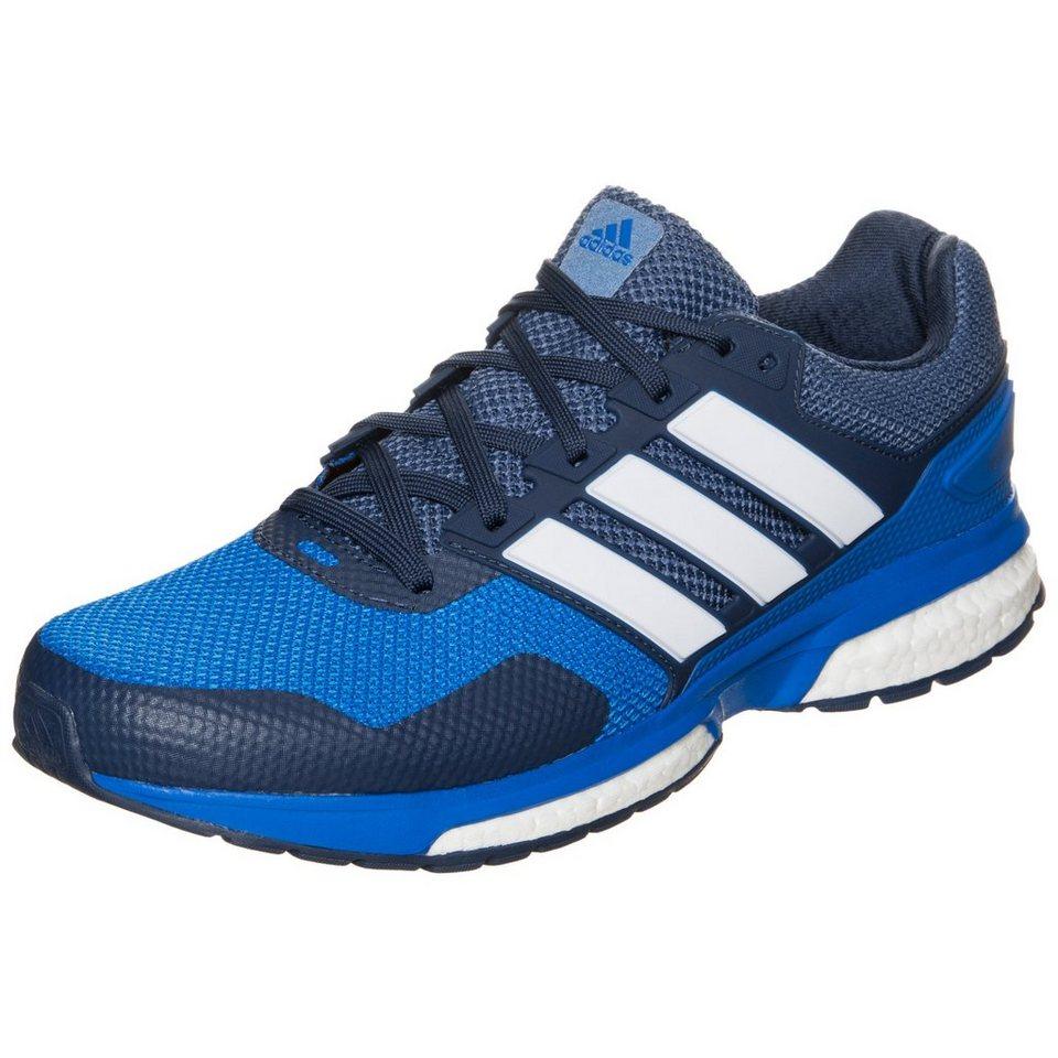 adidas Performance Response Boost 2.0 Laufschuh Herren in blau