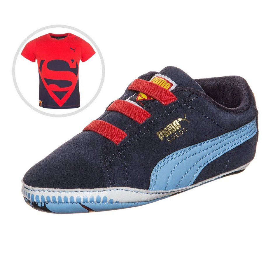 puma suede superman 2 set kleinkinder kaufen otto. Black Bedroom Furniture Sets. Home Design Ideas
