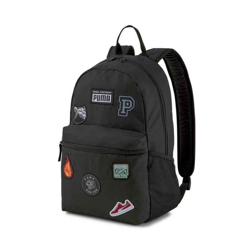 PUMA Tagesrucksack »Rucksack mit Aufnäher«
