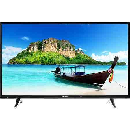 Medion® Life P18073 (MD 31094), LED Fernseher, 139 cm (55 Zoll), 1080p (Full HD), Smart-TV