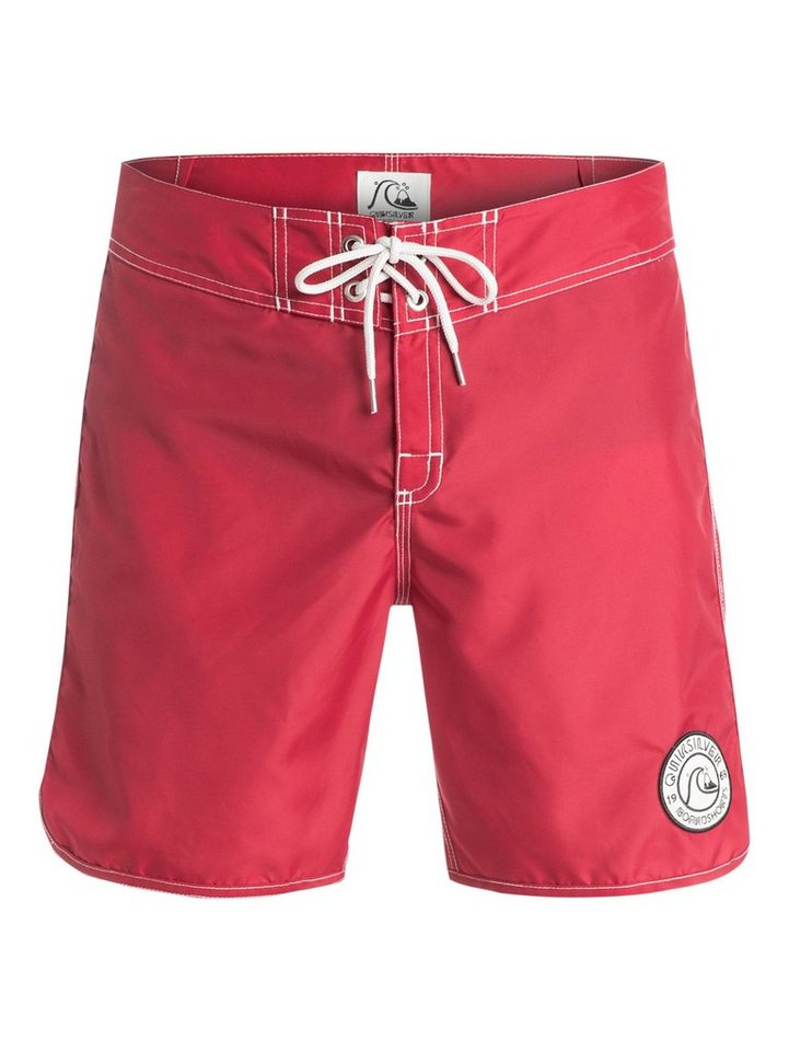 Quiksilver Boardshort »Nylon Original Scallop 18« in american beauty