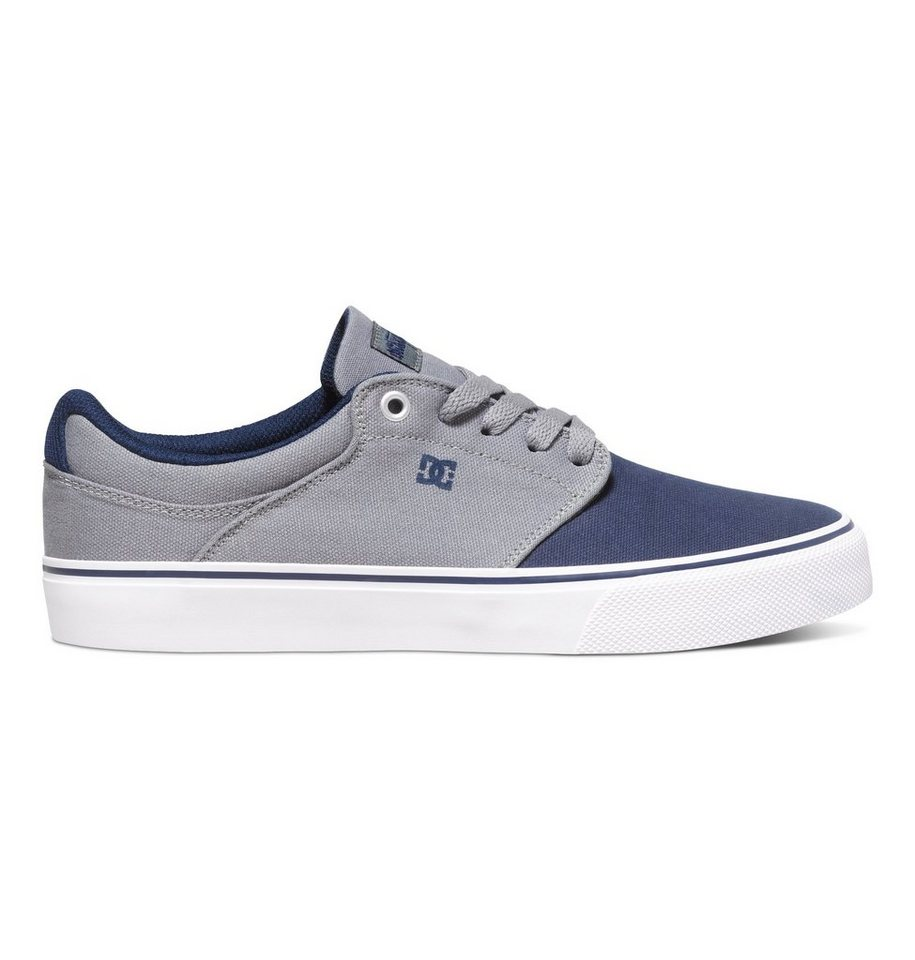 DC Shoes Halbschuh »Mikey Taylor Vulc Tx« in grey/black