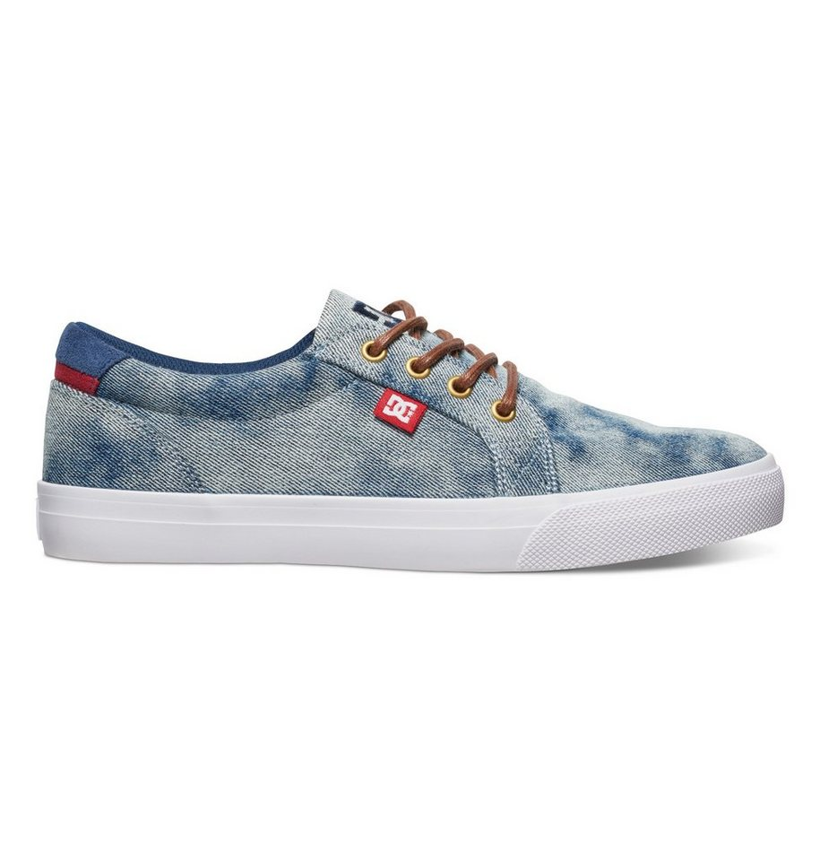 DC Shoes Low top »Council TX SE« in indigo bleached vintage