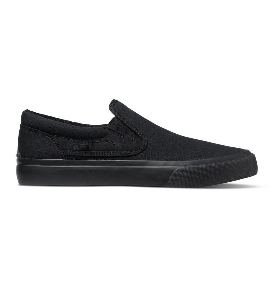 DC Shoes Slip-On Schuhe »Trase« in Black 3