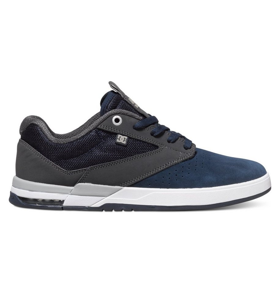 DC Shoes Low top »Wolf S« in navy/grey
