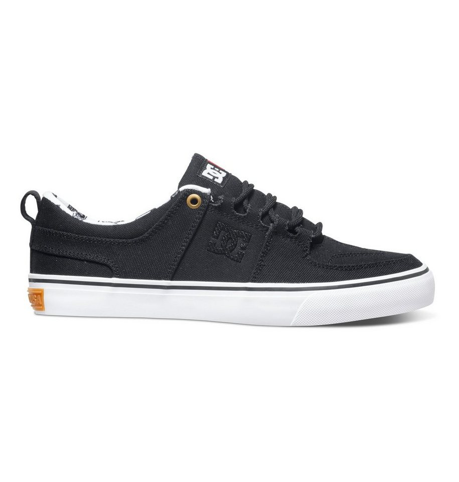DC Shoes Schuhe »Lynx Vulc X Ben Davis« in black/red