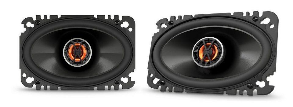 JBL (Paar) Koaxial-Lautsprecher »Club 6420« in schwarz