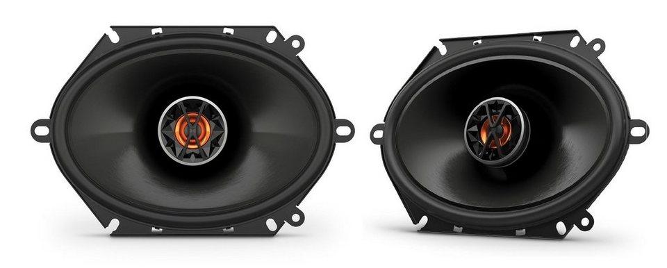 JBL (Paar) Koaxial-Lautsprecher »Club 8620« in schwarz