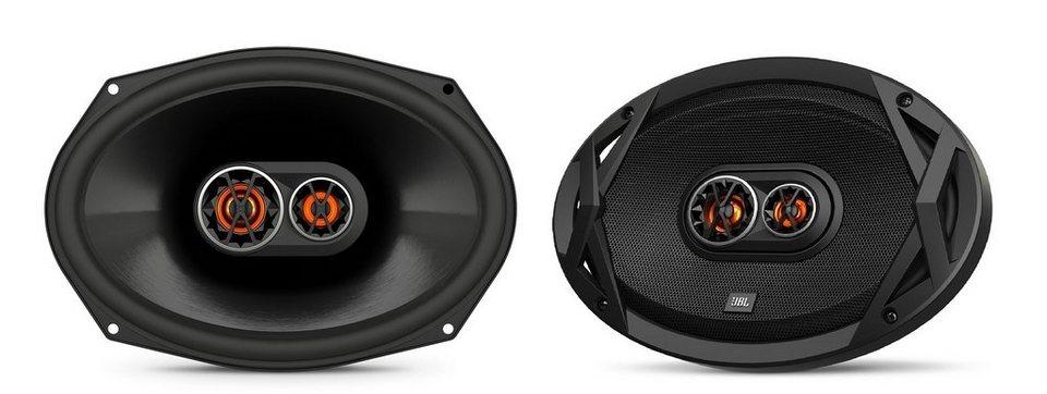 JBL (Paar) 3-Wege Auto-Lautsprecher »Club 9630« in schwarz