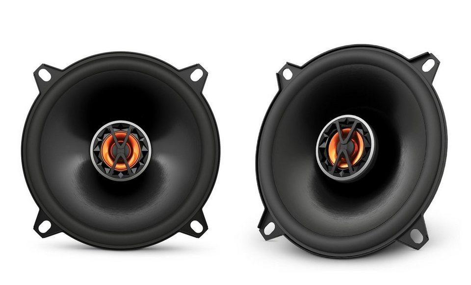 JBL (Paar) Koaxial-Lautsprecher »Club 5020« in schwarz