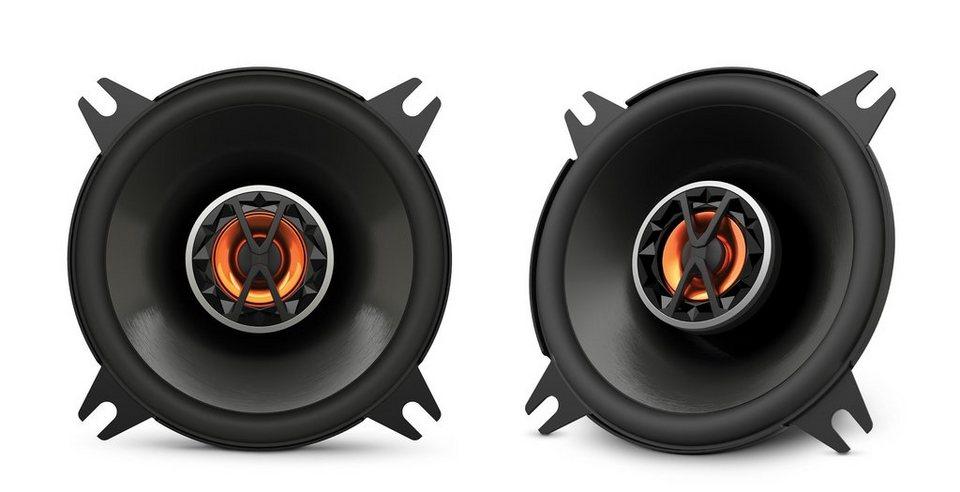 JBL (Paar) Koaxial-Lautsprecher »Club 4020« in schwarz