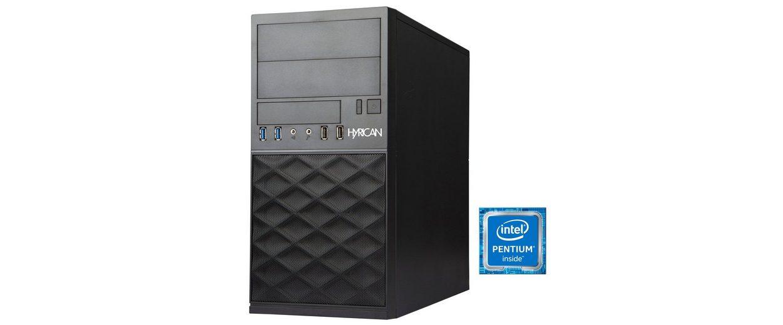 Hyrican Business PC Intel® Pentium® G4500, 8GB, 240GB , Windows 10 Pro »Business PC CTS00347«