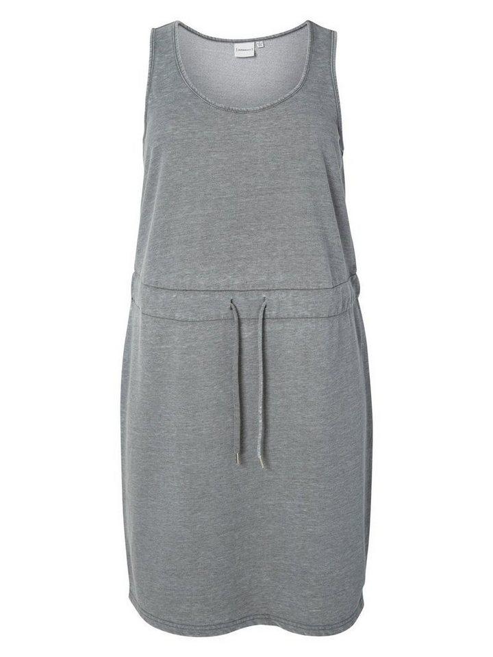 JUNAROSE Jersey- Kleid in Balsam Green