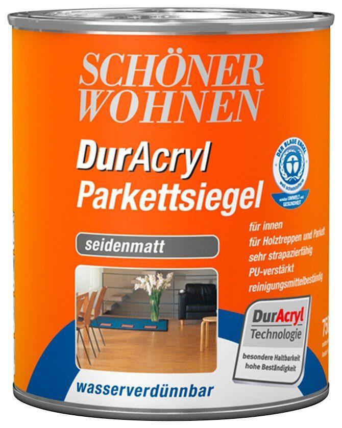 SCHÖNER WOHNEN FARBE Parkettsiegel »DurAcryl Parkettsiegel«, seidenmatt, 2,5 L