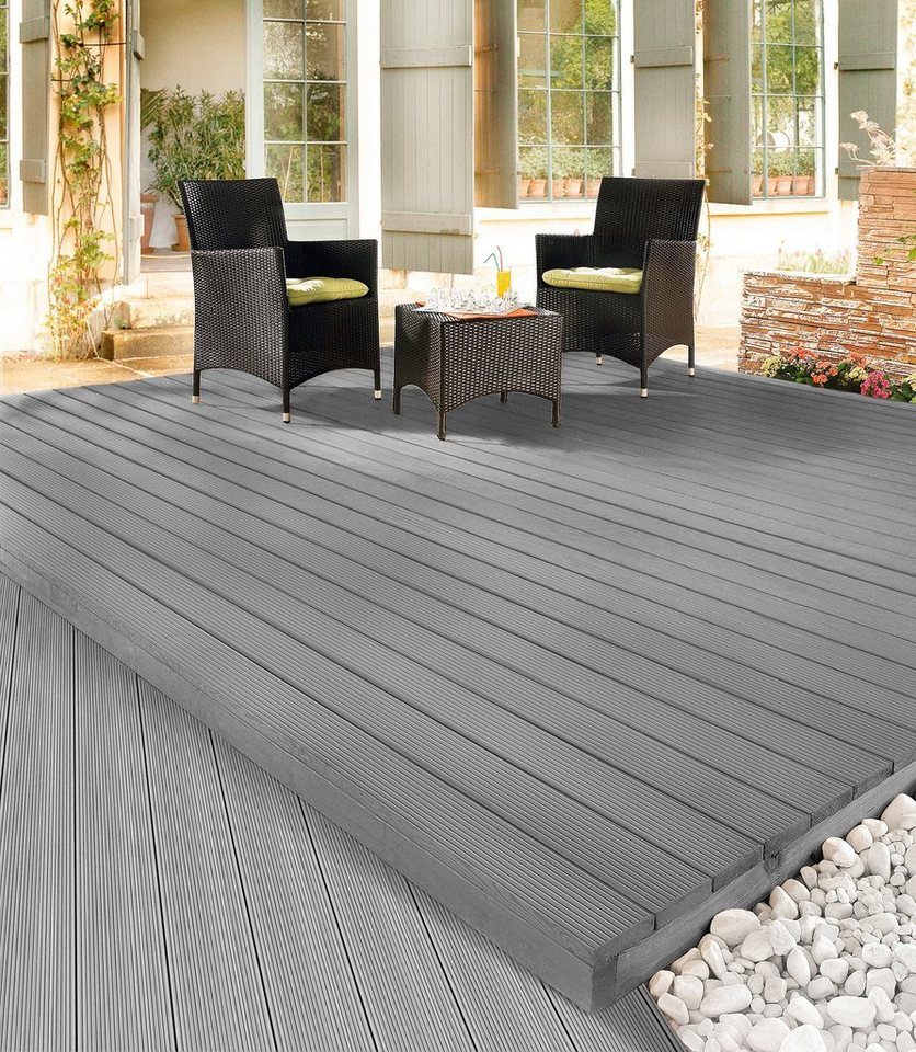 wpc terrassendielen sonstige preisvergleiche. Black Bedroom Furniture Sets. Home Design Ideas