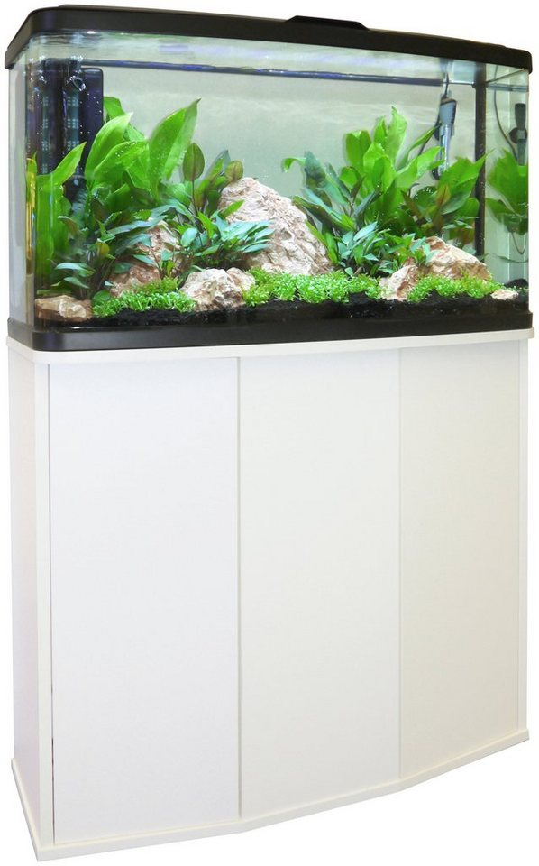 fluval aquarien set vue bxtxh 77x31x125 7 cm 87 l online kaufen otto. Black Bedroom Furniture Sets. Home Design Ideas