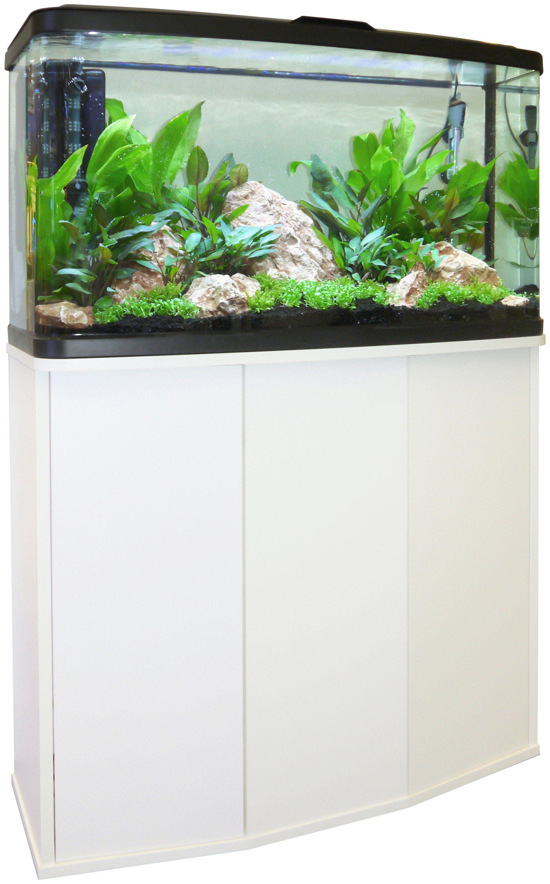 FLUVAL Aquarien-Set » VUE«, BxTxH: 77x31x125,7 cm, 87 l