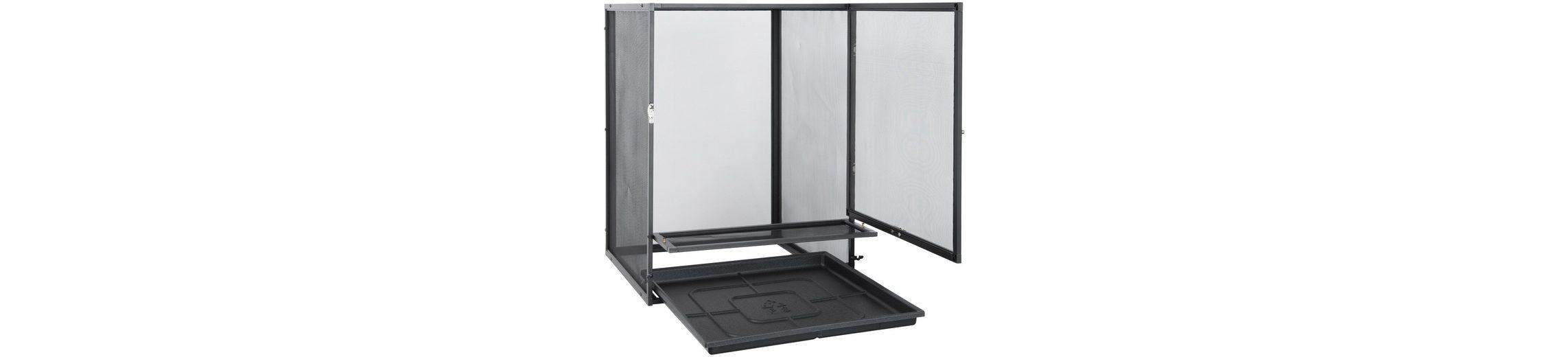 Terrarium »EX Aluminium Gaze« 45/45/60 cm