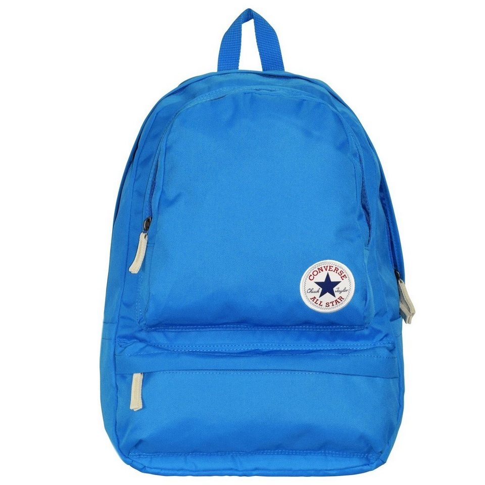 Converse Poly Chuck Backpack Rucksack 46 cm in spray paint blue