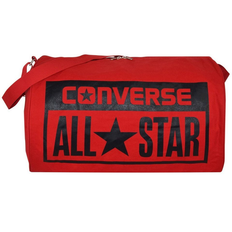 Converse CTAS Legacy Duffel Sporttasche 50 cm in varsity red