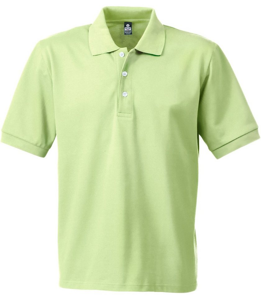 TRIGEMA Polo-Shirt Industriewäsche in eden