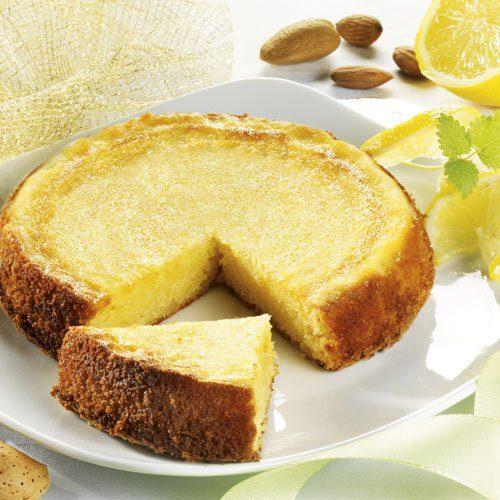 Biscuiterie de Provence Mandelkuchen mit Zitrone Biscuiterie de Provence