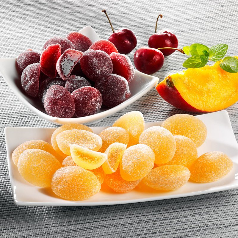 Lühders Gelee Mango & Sauerkirsche (Packung, 2tlg.)