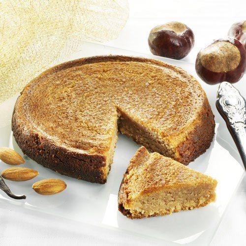 Biscuiterie de Provence Kastanienkuchen Biscuiterie de Provence