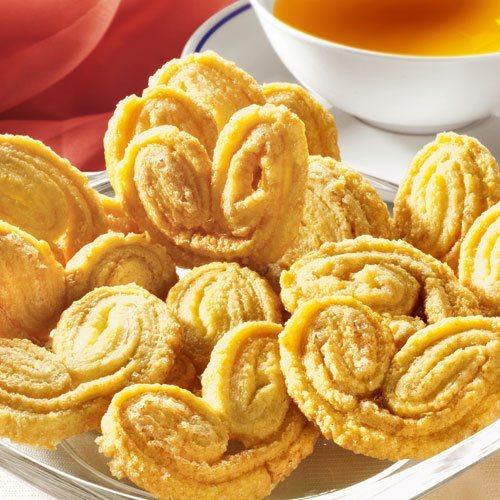 Peters Blätterteiggebäck Teeöhrchen (Packung, 2tlg.)