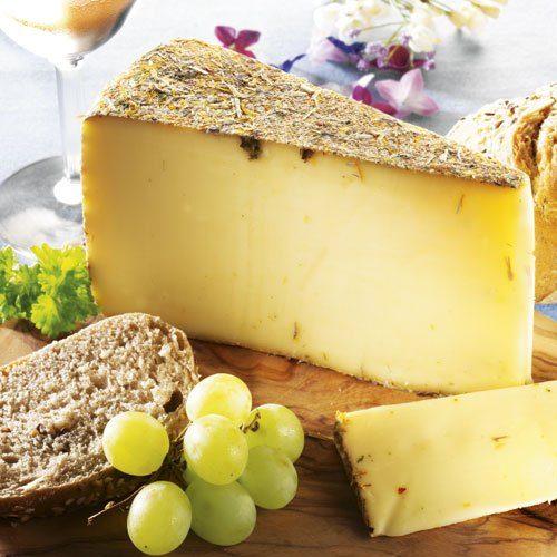 Baldauf Wildblumen Käse, im Stück