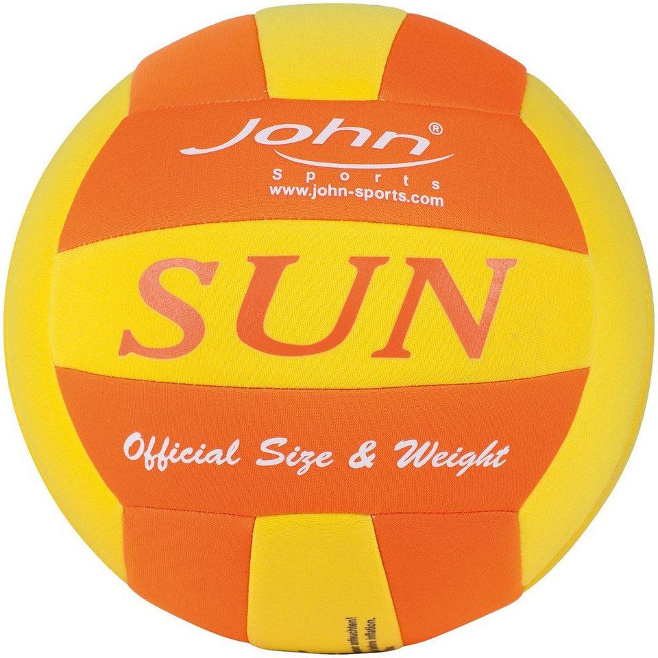 JOHN Volleyball Sun Neopren, orange in orange