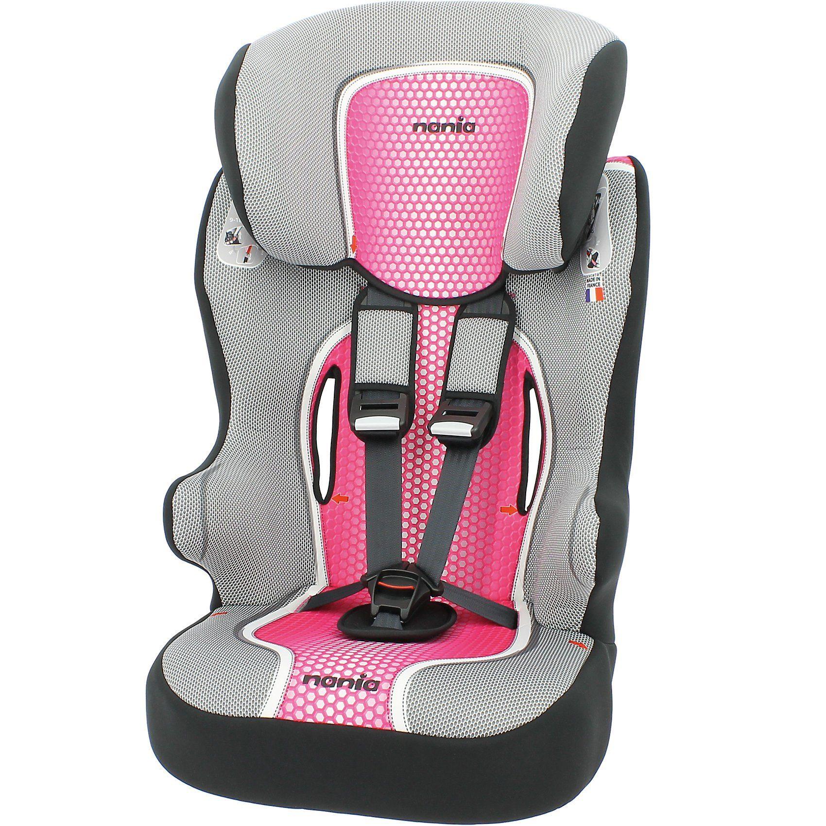 Osann Auto-Kindersitz Racer SP, Pop Pink, 2017