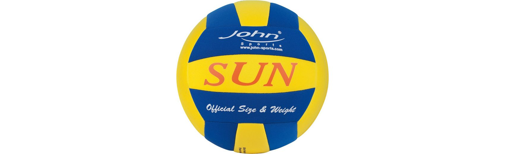 JOHN Volleyball Sun Neopren, blau