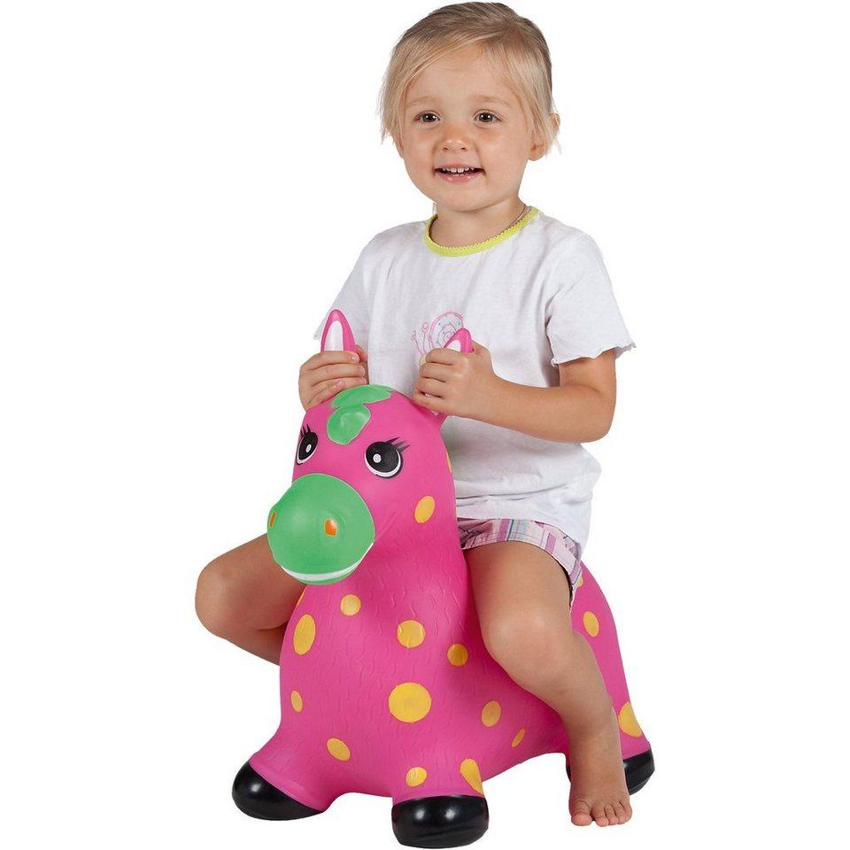 JOHN Hop Hop Fancy Pony, pink in pink