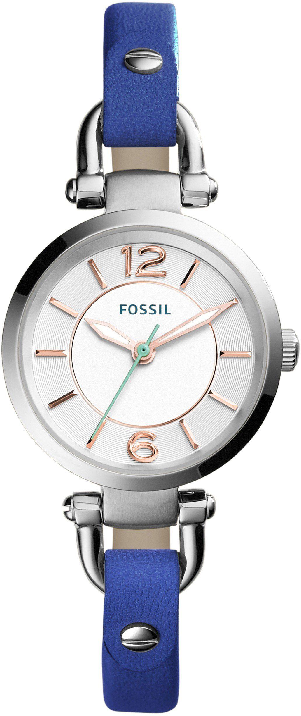 Fossil Armbanduhr, »GEORGIA SMALL, ES4001«