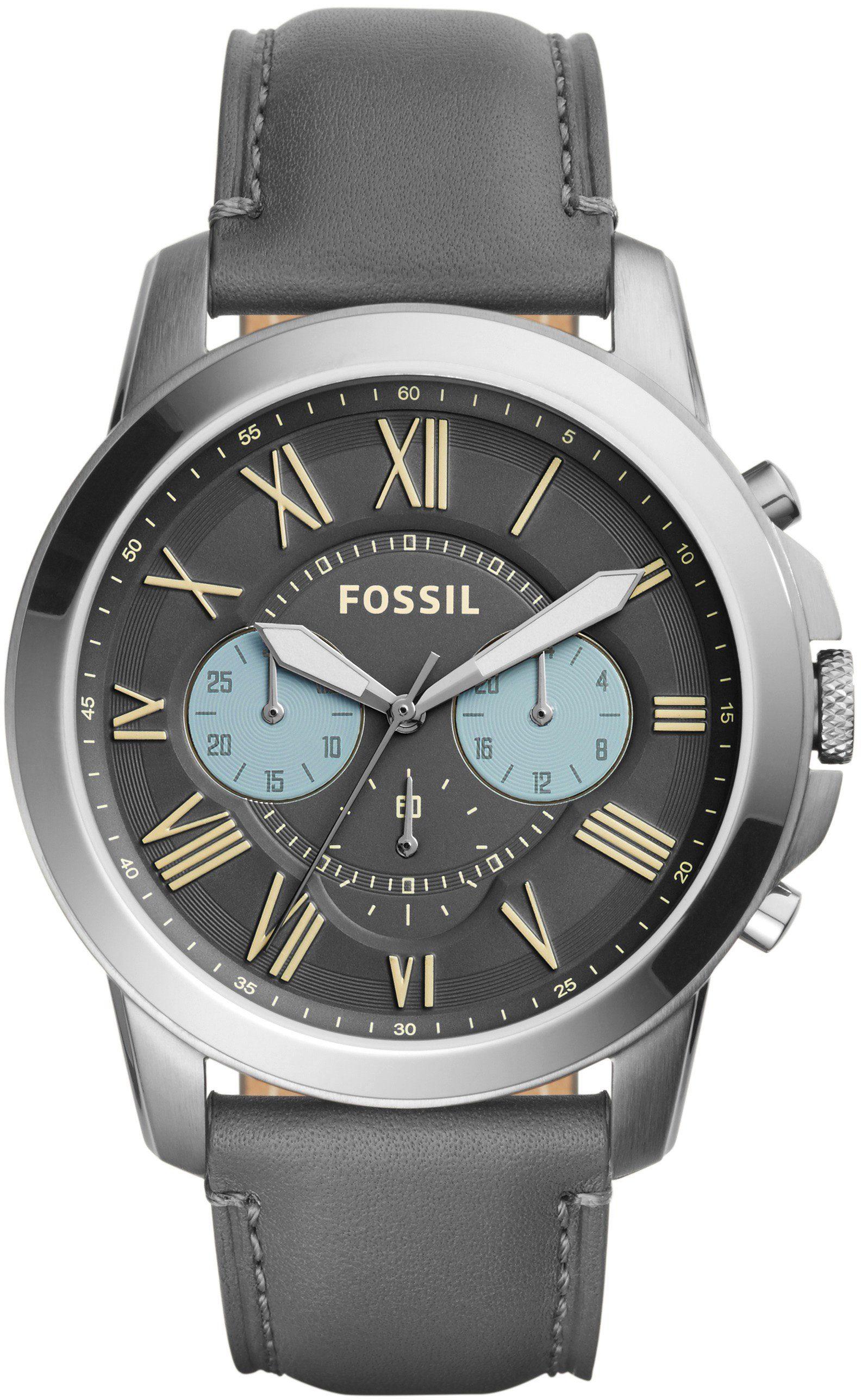 Fossil Chronograph »GRANT, FS5183«
