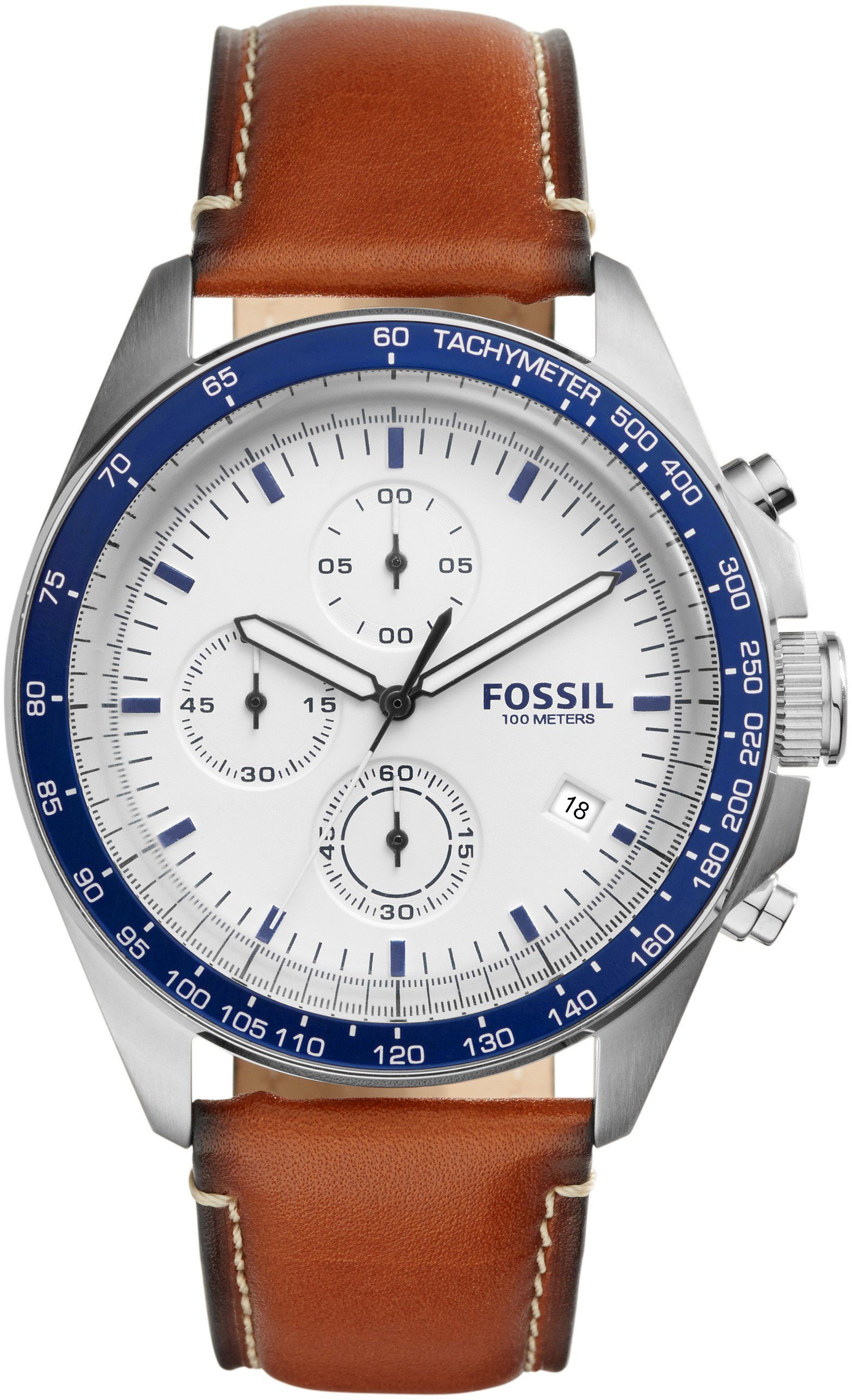 Fossil Chronograph »Sport 54, CH3029«
