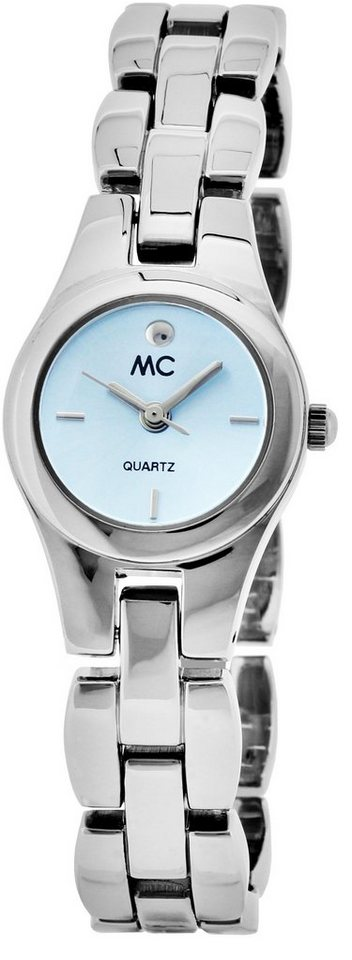 MC Armbanduhr, »17893« in silberfarben